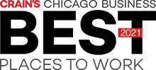 Crain's Best Places to Work in Chicago